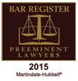 Bar Register of Preeminent Lawyers